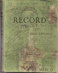 the Mount Rainier Summit Book