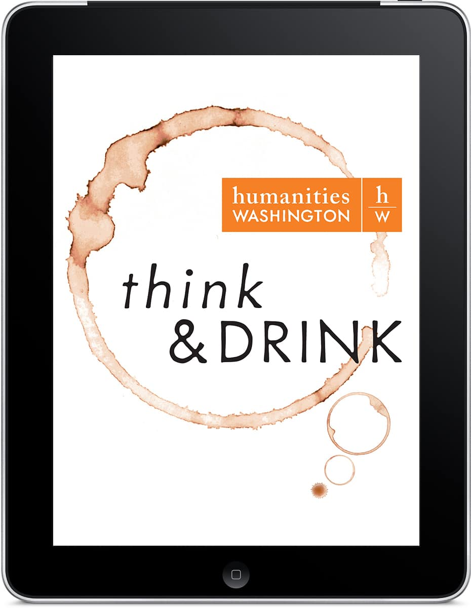iPad Think and Drink Logo