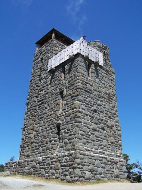 Orcas Island Observation Tower