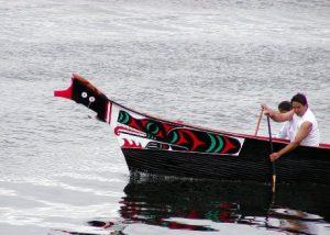 Family or Journey Canoe Photo by Lynda Imburgia